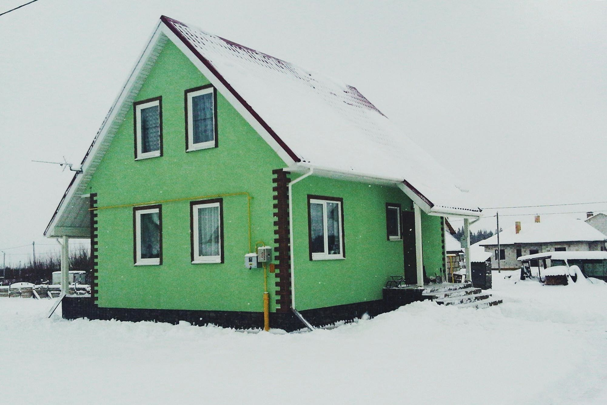 Дом Игоря