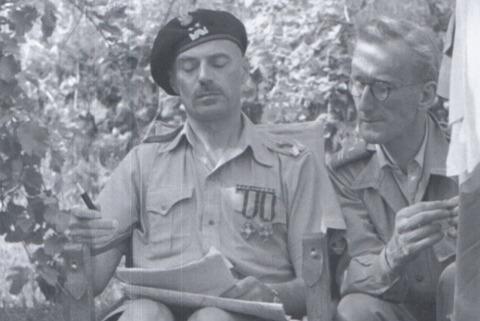 Генерал Улад. Андэрс і Юзаф Чапскі