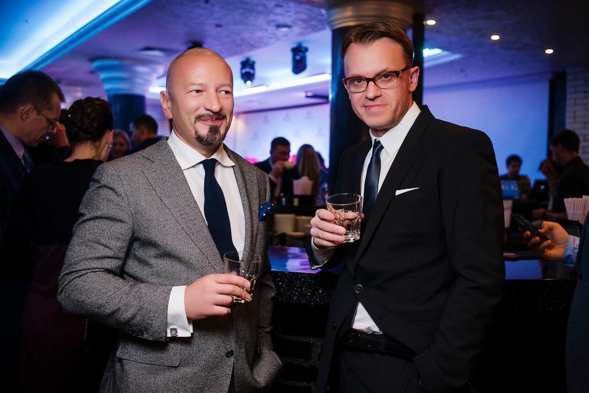 Вадим Прокопьев и Сергей Заблоцкий
