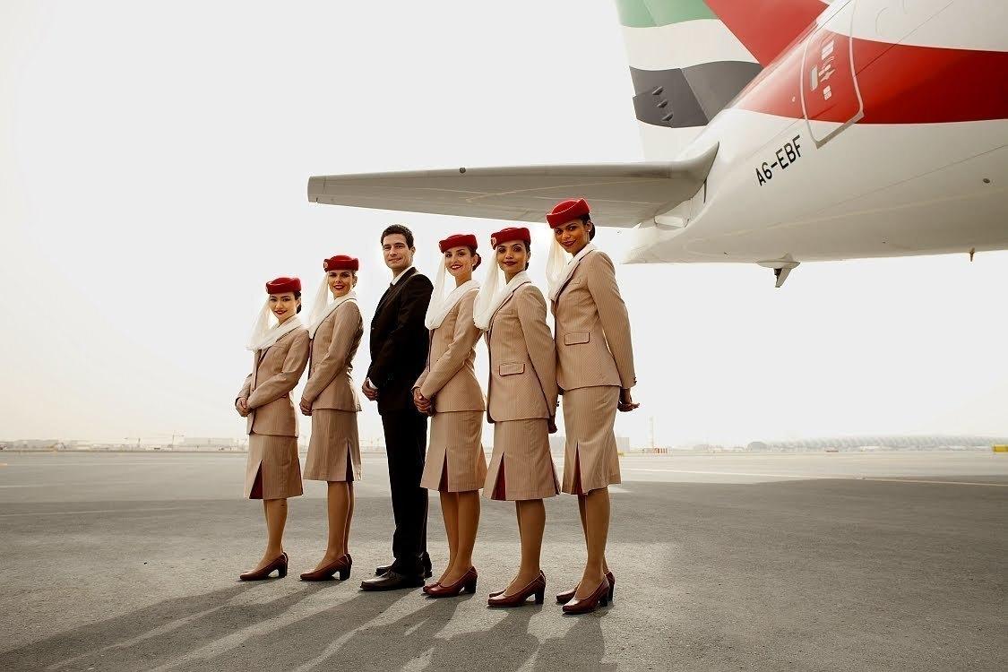 Emirates, ОАЭ