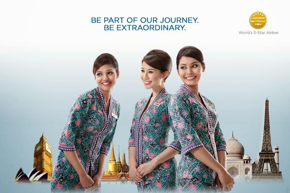 Malaysia Airlines, Малайзия