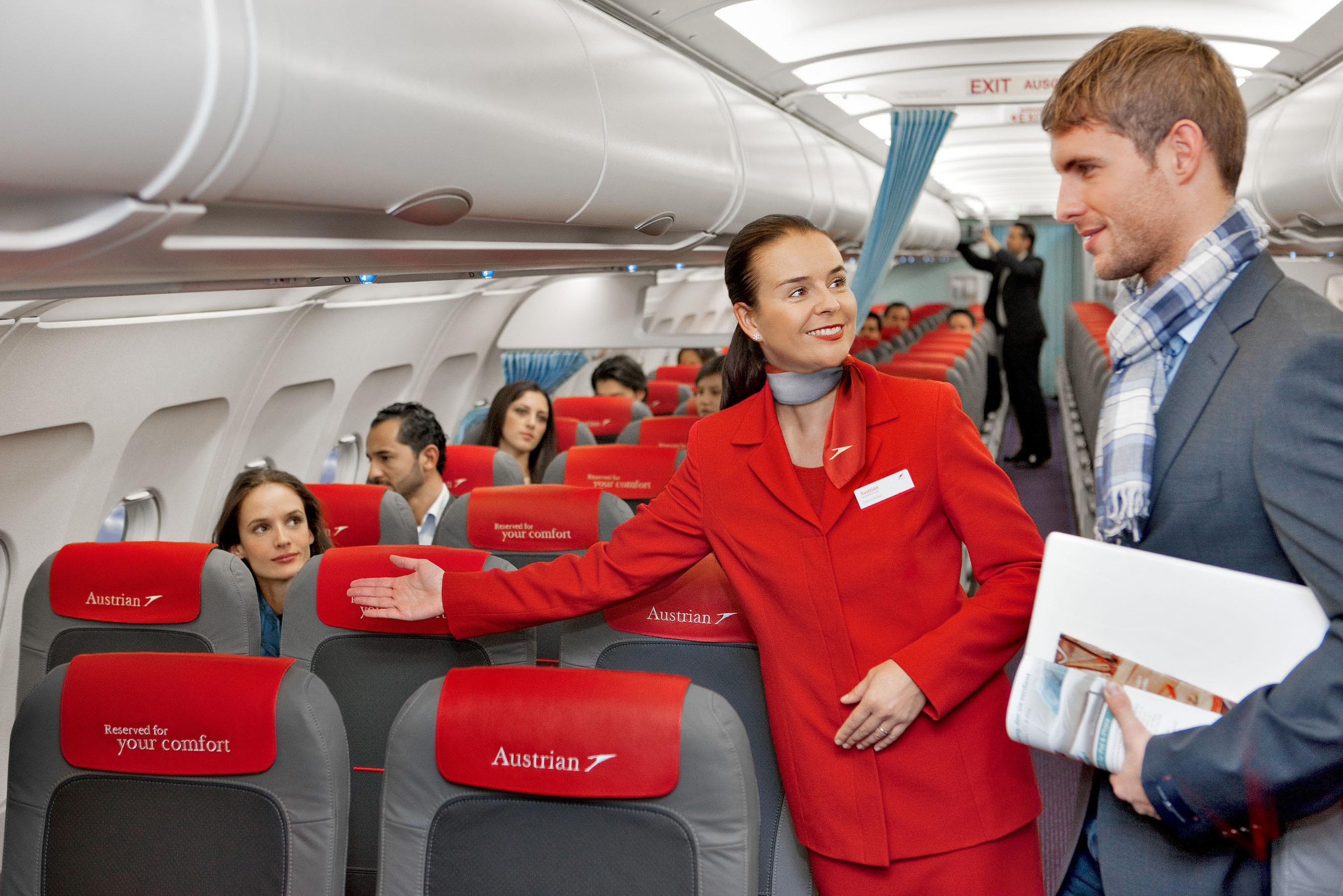 Austrian Airlines, Австрия