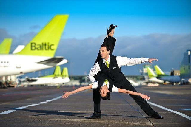 AirBaltic, Латвия