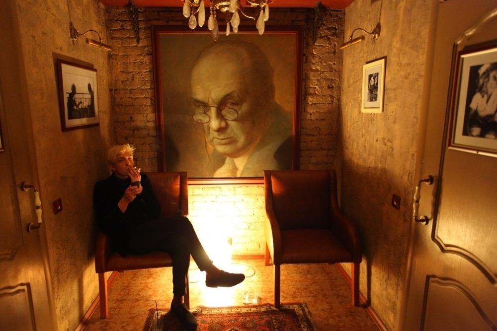 Вечер поэта Ес Сои, фото: Евгения Смирнова