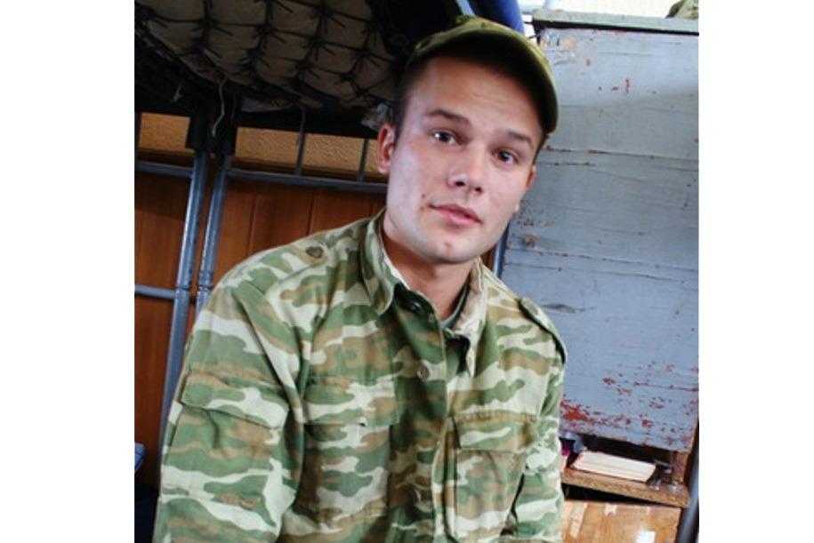 Макс Корж в армии