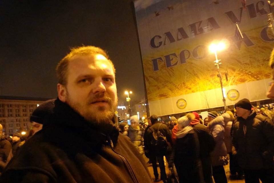 Дмитрий Галко, фото: mediakritika.by