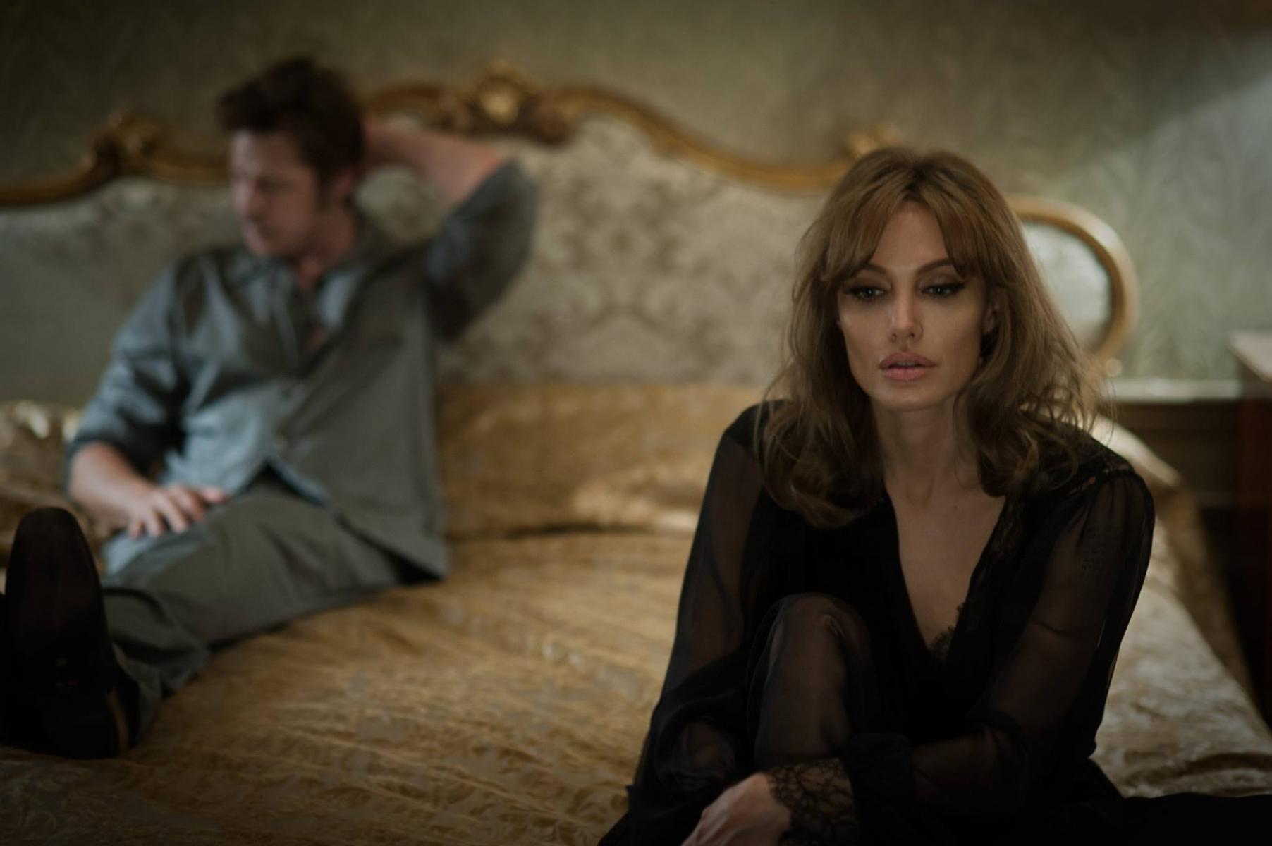Кадр из последнего фильма Джоли
