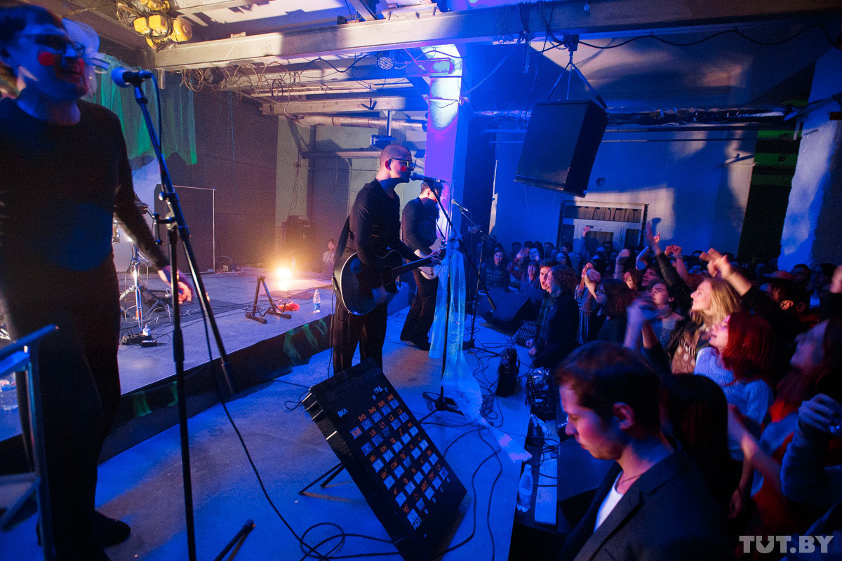 Концерт группы «Кассиопея» в «Корпус8, фото: Дмитрий Брушко, TUT.by