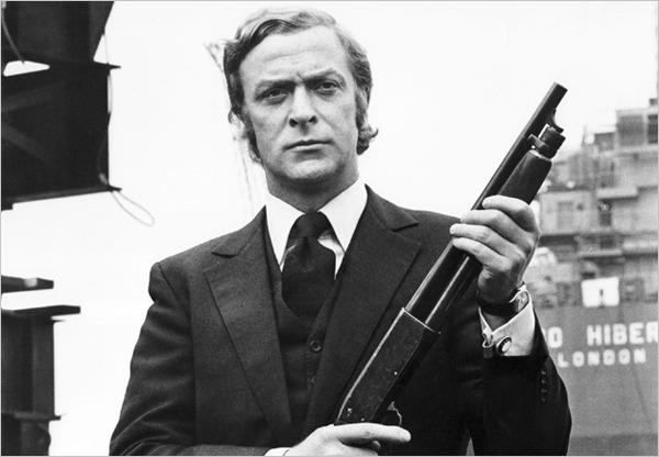 Майкл Кейн в фильме «Убрать Картера», 1971 год