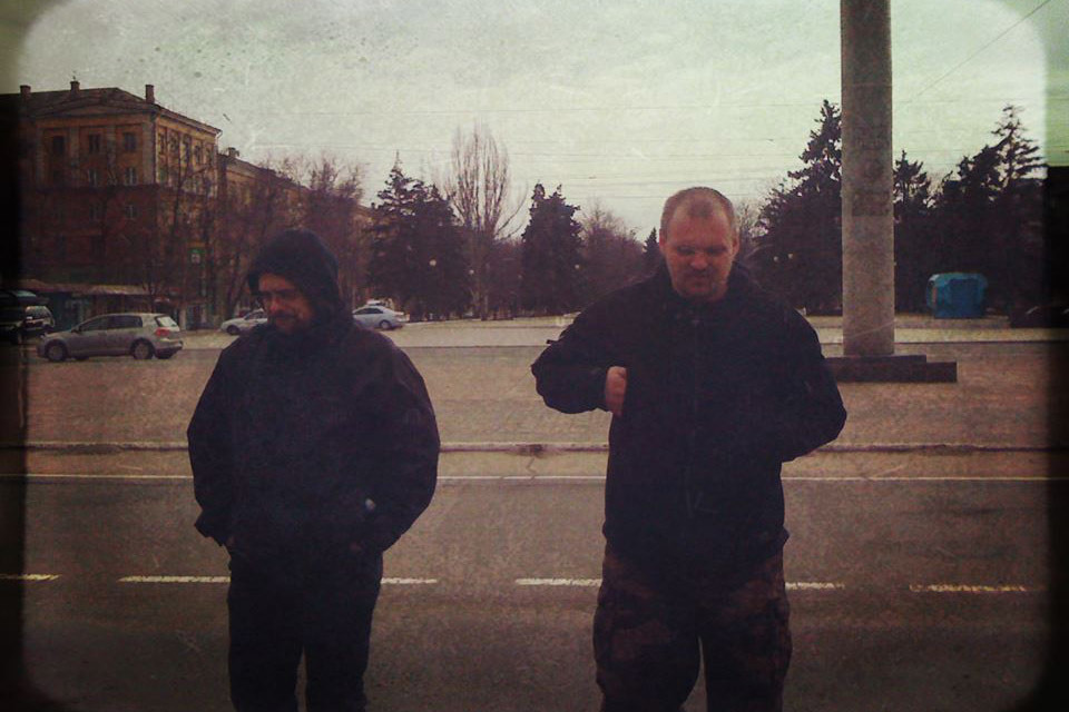Прататыпы герояў Міці і Кузьмы ў Марыупалі