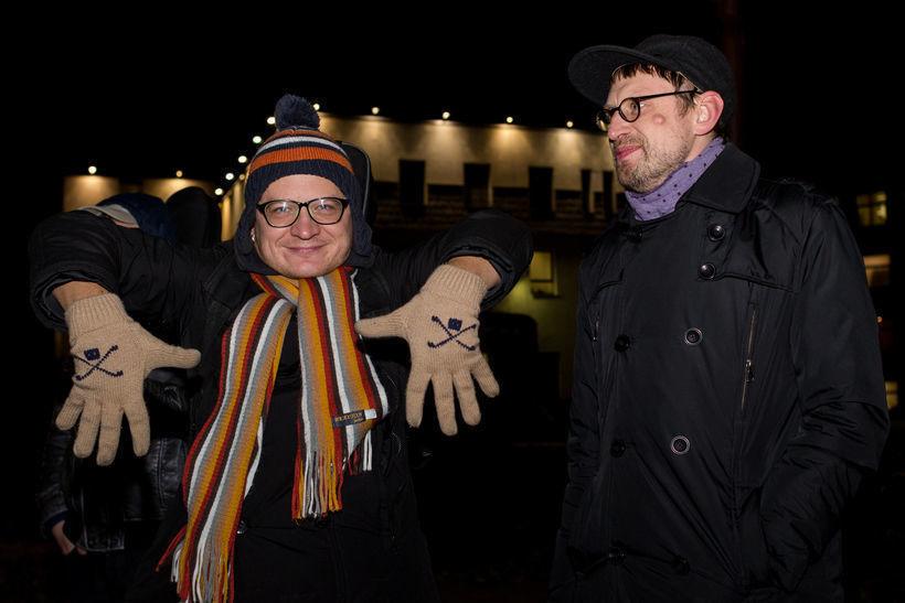 Илья Черепко и Александр Либерзон из группы «Кассиопея», фото: Павел Чаплин