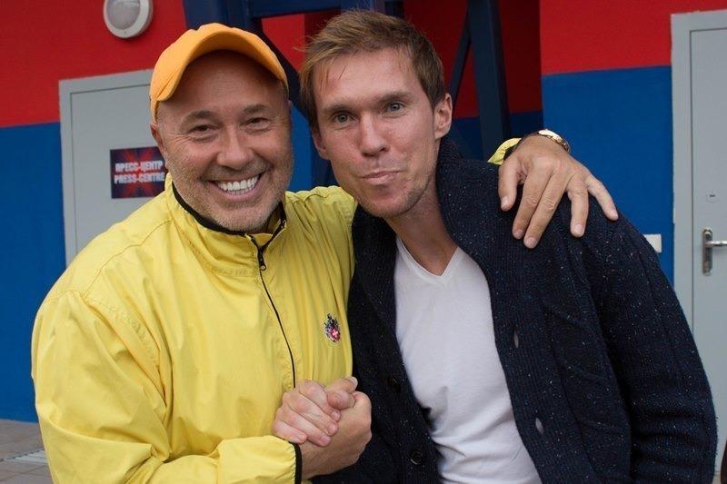 Александр Солодуха и Александр Глеб, фото: by.tribuna.com