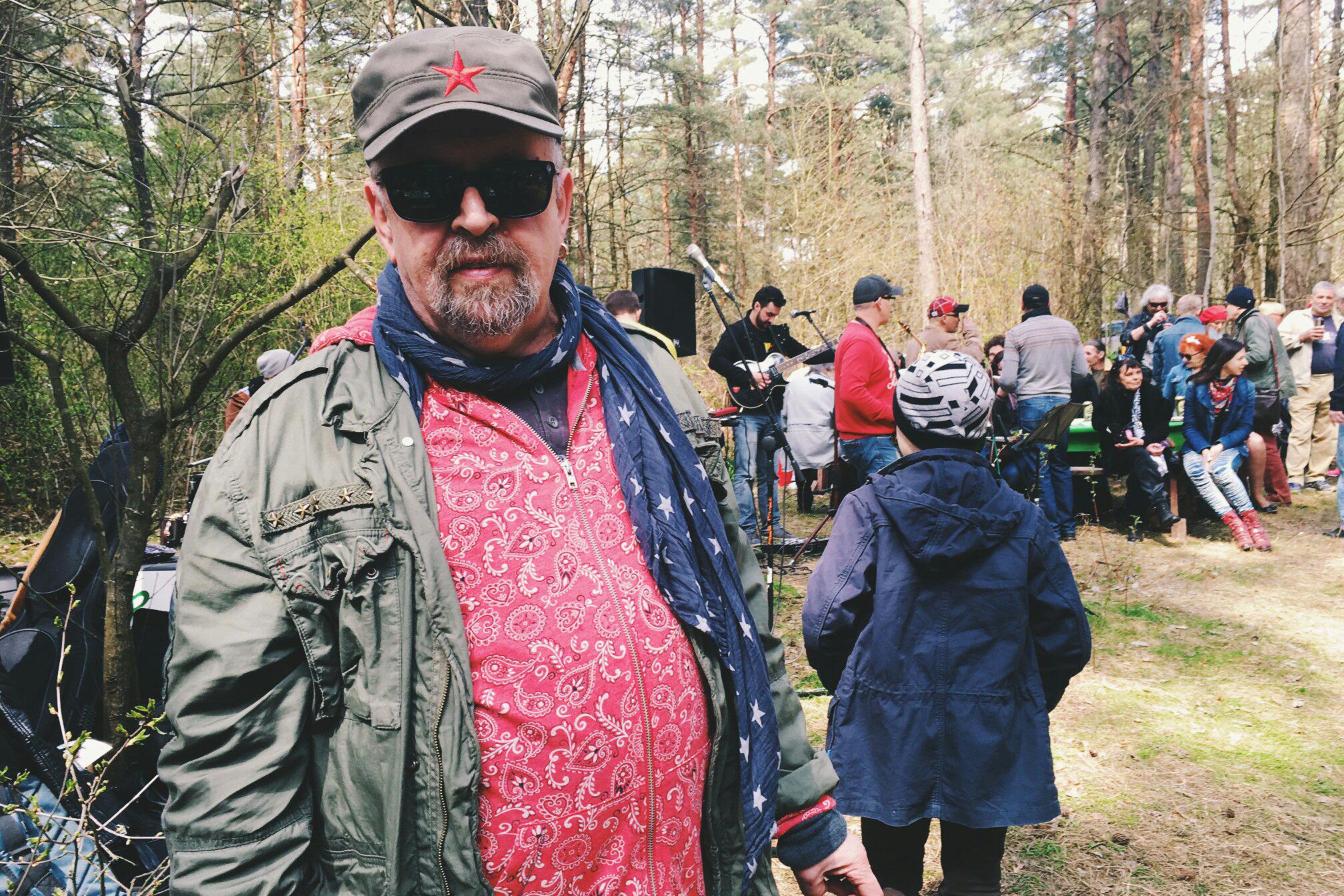 Владимир Цеслер, юбиляр