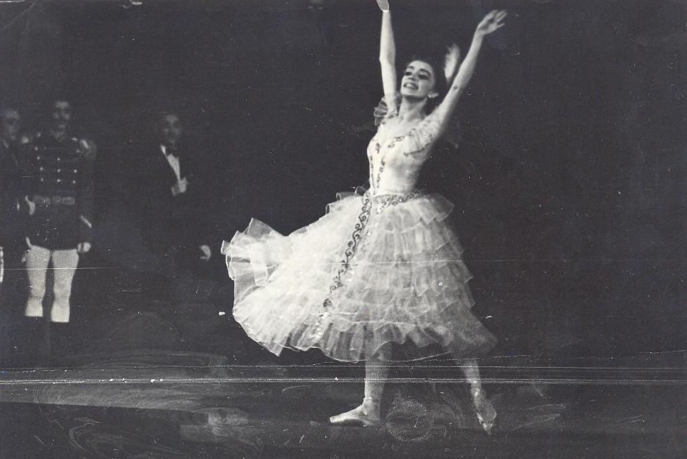 Юлия Чурко была солисткой Большого Театра в течение 10 лет