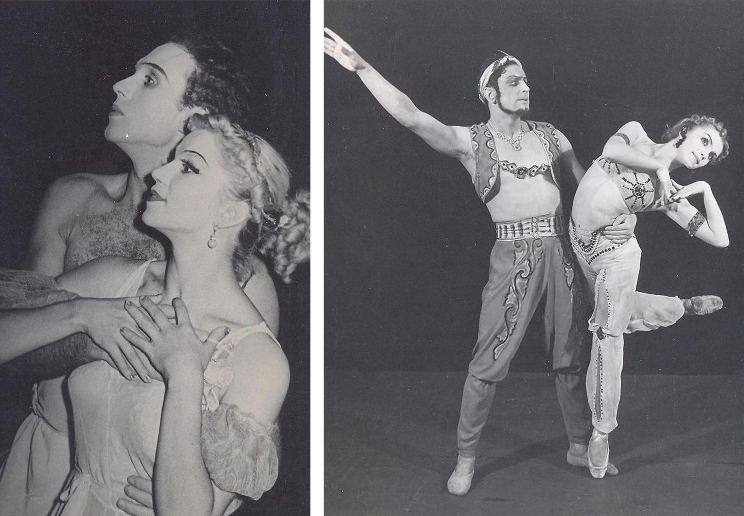 Юлия Чурко на сцене Большого театра оперы и балета