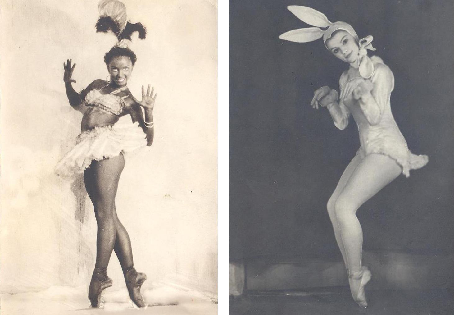 Юлия Чурко в сценических образах