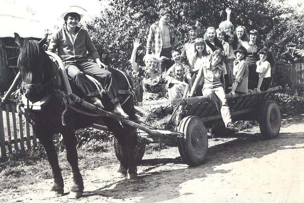 Фольклорная экспедиция (1980 - 1987 гг.)