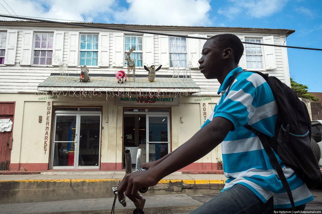 Сент-Китс и Невис, фото: Саша Варламов