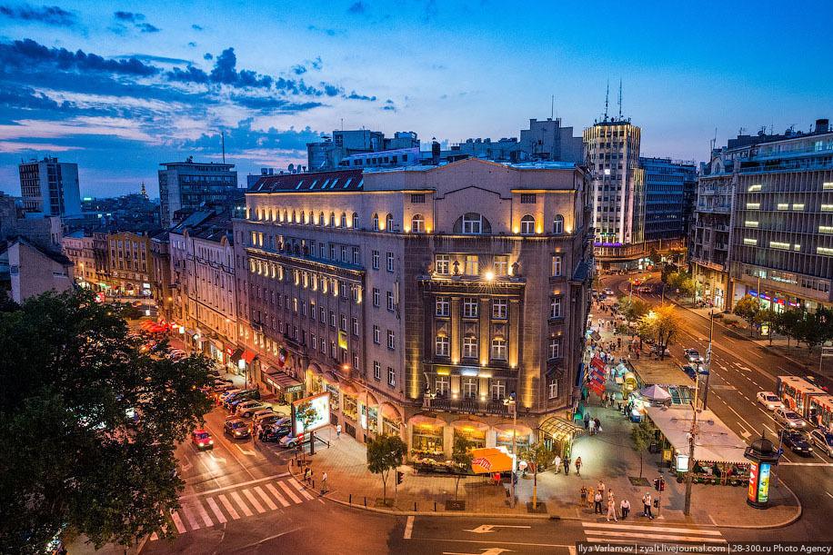 Белград, фото: Илья Варламов