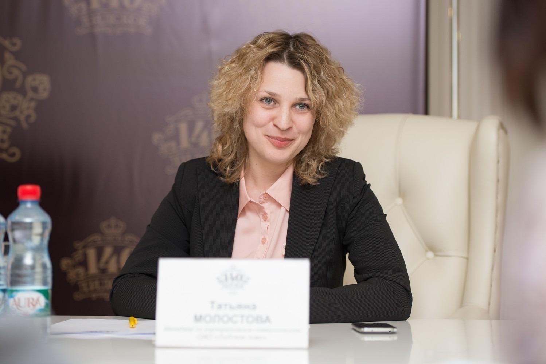 Татьяна Молостова – менеджер  по корпоративным коммуникациям ОАО «Лидское пиво»