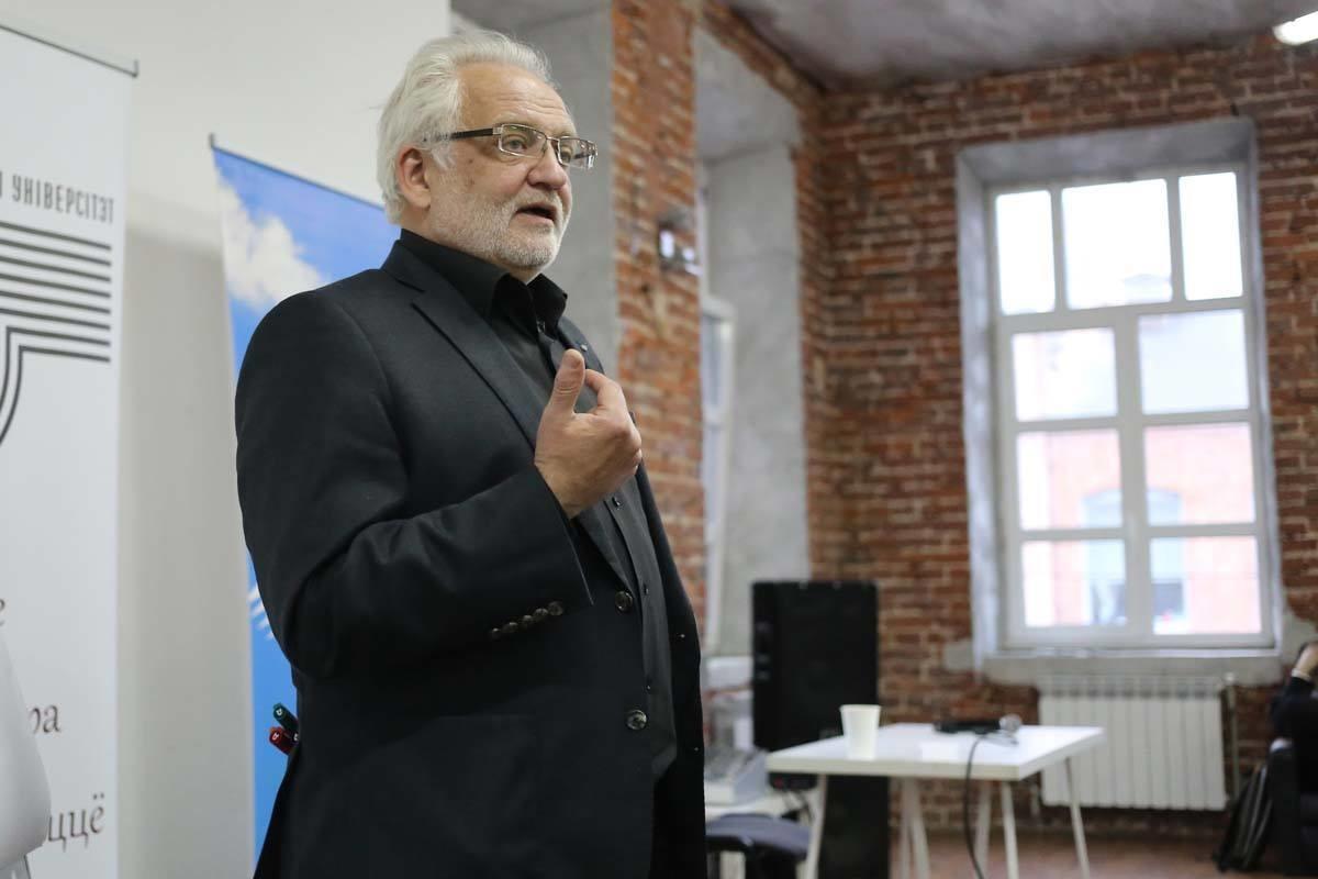 Владимир Мацкевич, фото: Игорь Раханский