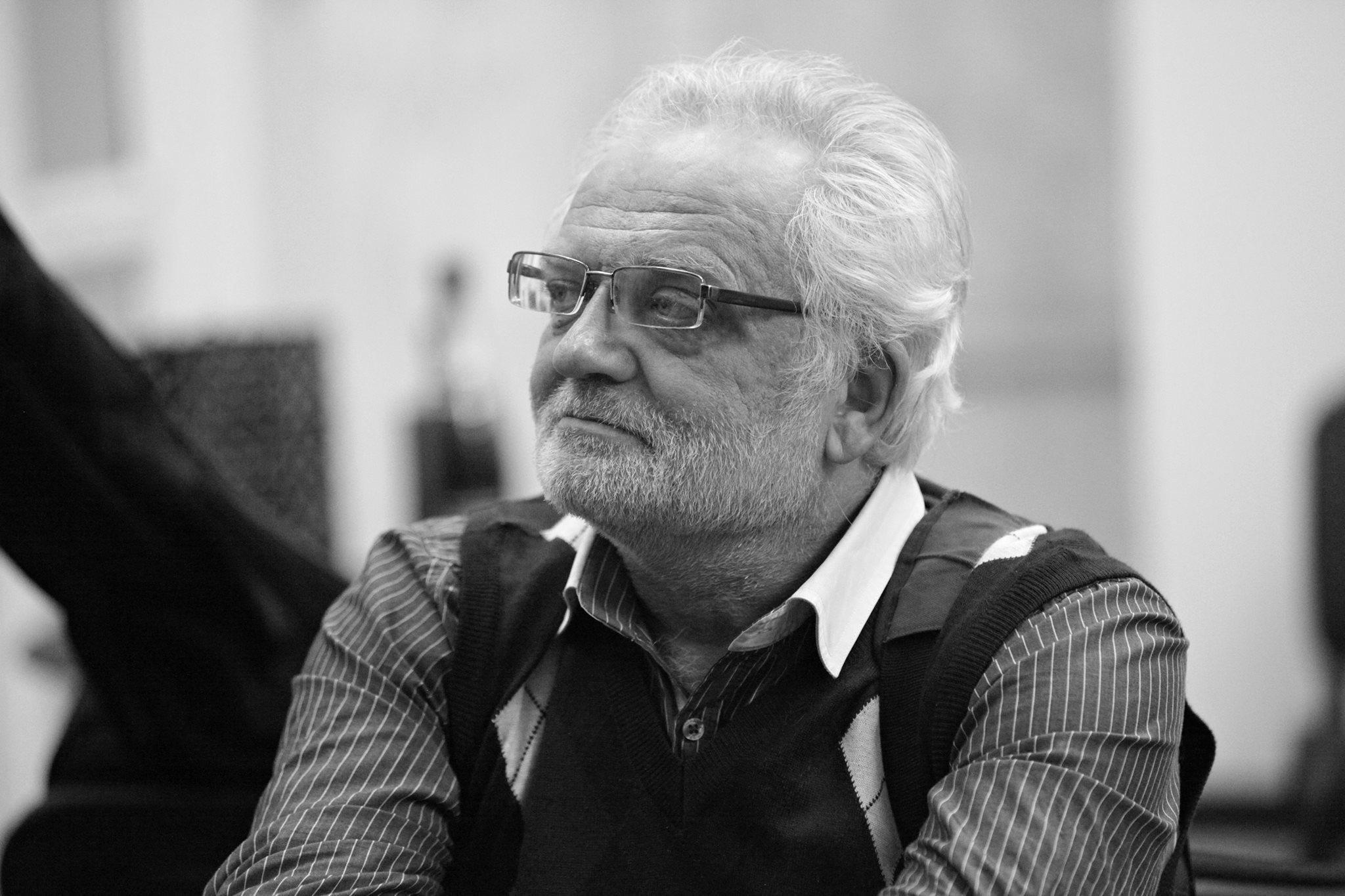 Владимир Мацкевич, фото: Александра Боярина