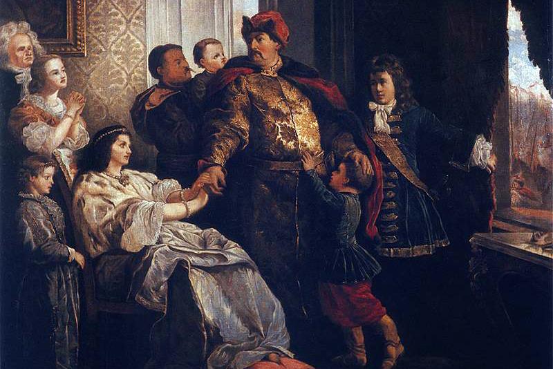 Войцех Герсон, Прощание Яна III