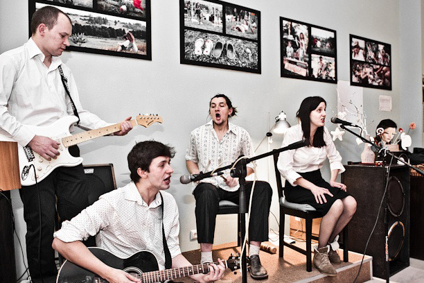 Группа Zui, фото: Valentin Verkeeff, Ultra-Music