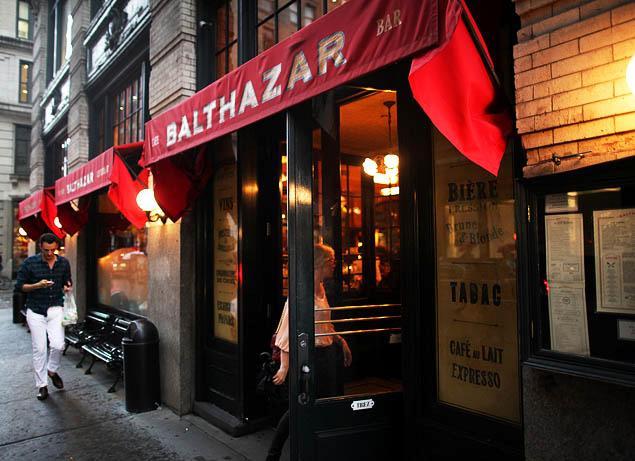 Пивной бар «Balthazar» в Ковент Гардене