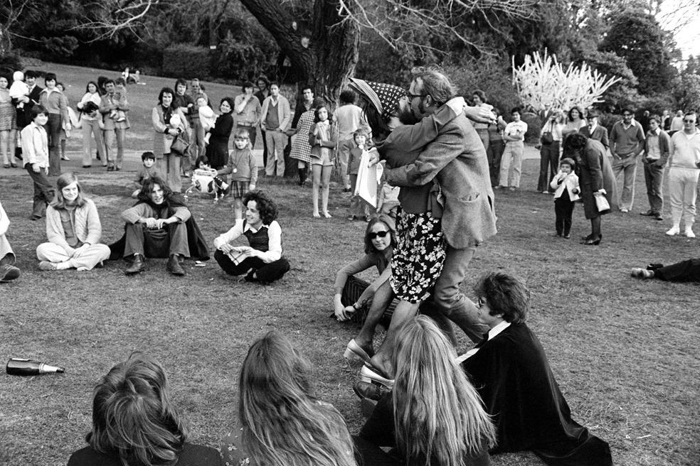 Гей-парад в Мельбурне, 1973 год. Фото: Rennie Ellis