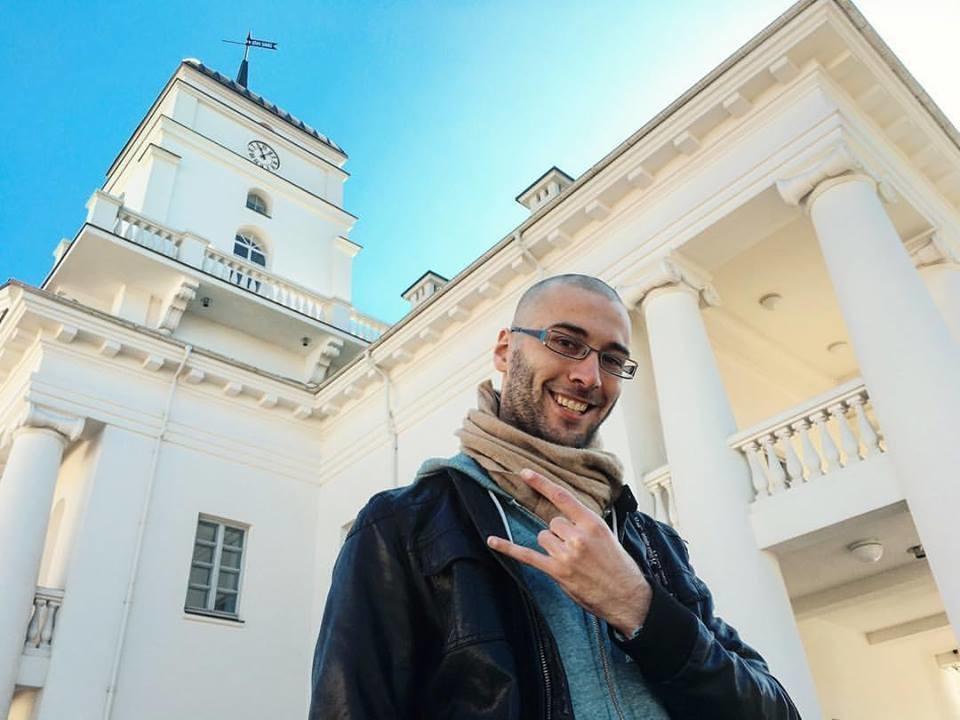 Антон Мотолько, фото из Facebook героя