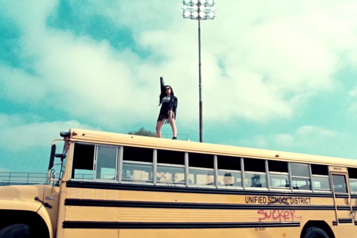 Charli XCX «Break The Rules»