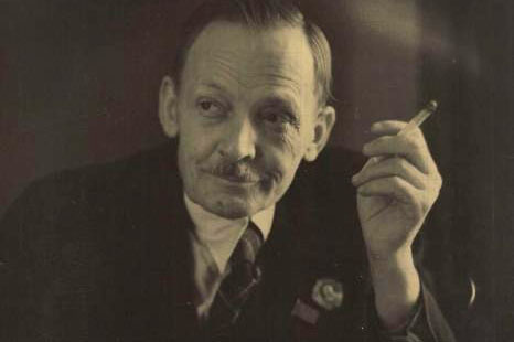 Янка Купала, 1930-е. Фото: Вадим Ковригин