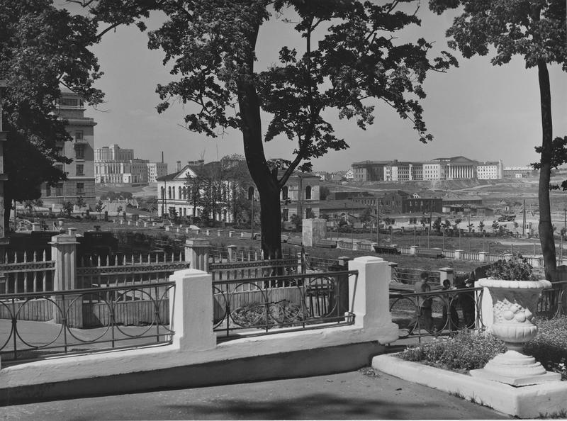 Минск, 1950-е