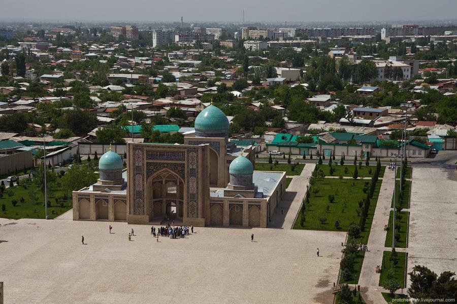 Ташкент, Узбекистан. Фото: protchenkov.livejournal.com