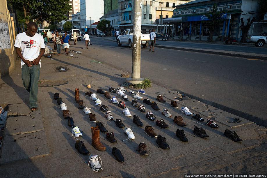 Мозамбик, фото: Илья Варламов