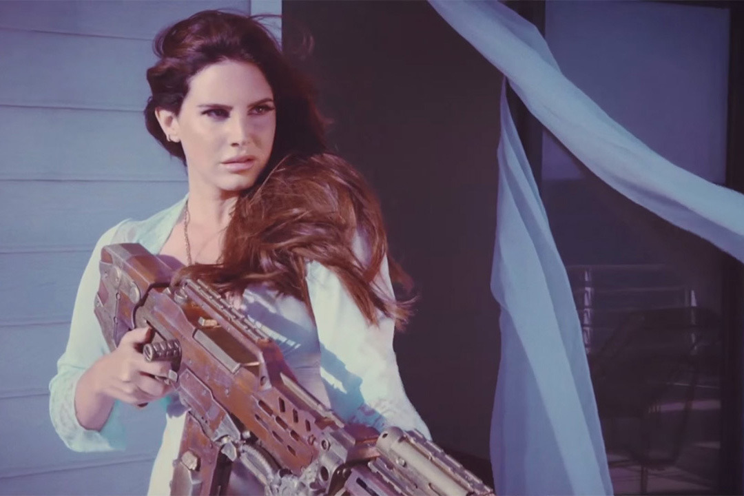Lana Del Rey «High by The Beach»
