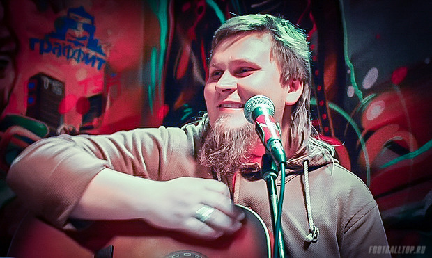 Клим Моложавый на сцене