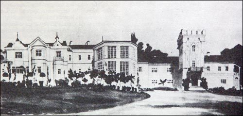 Дворец, начало 20 века