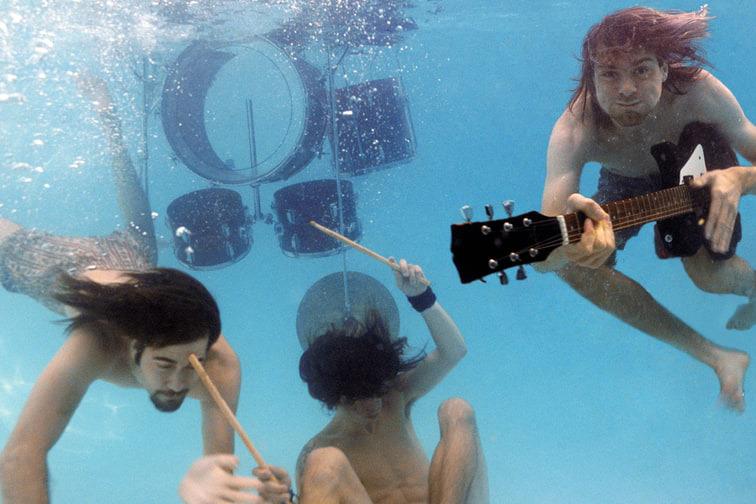 Nirvana, фото: Kirk Weddle