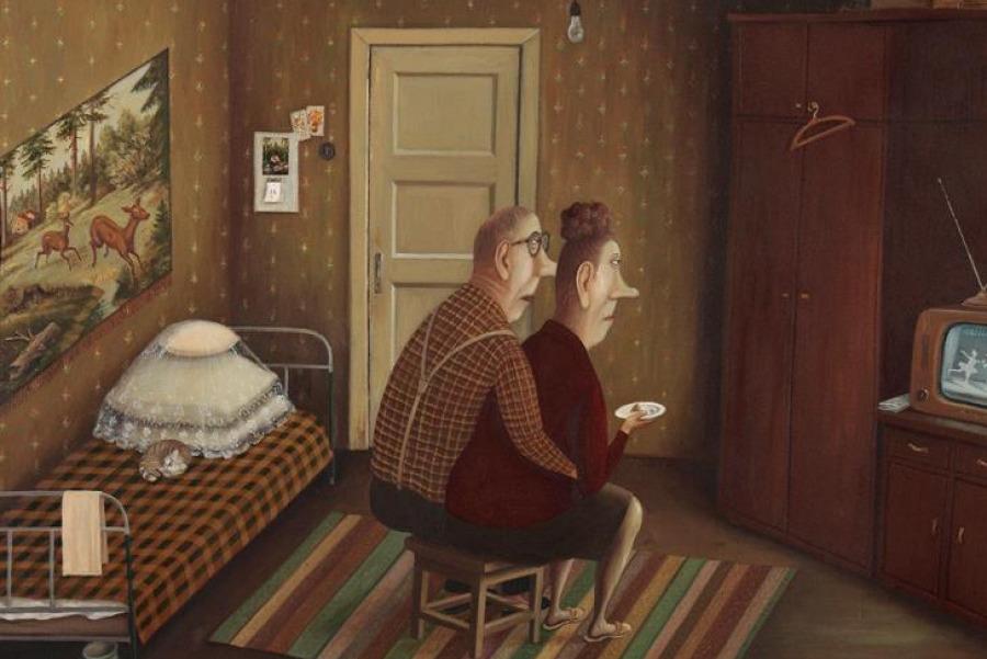 «Тридцать лет вместе», Валентин Губарев