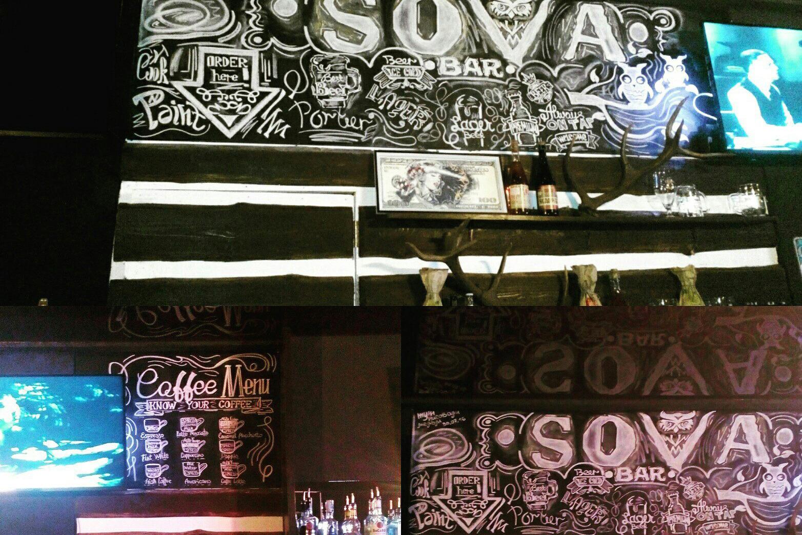 «Сова бар», фото из группы кафе в VK