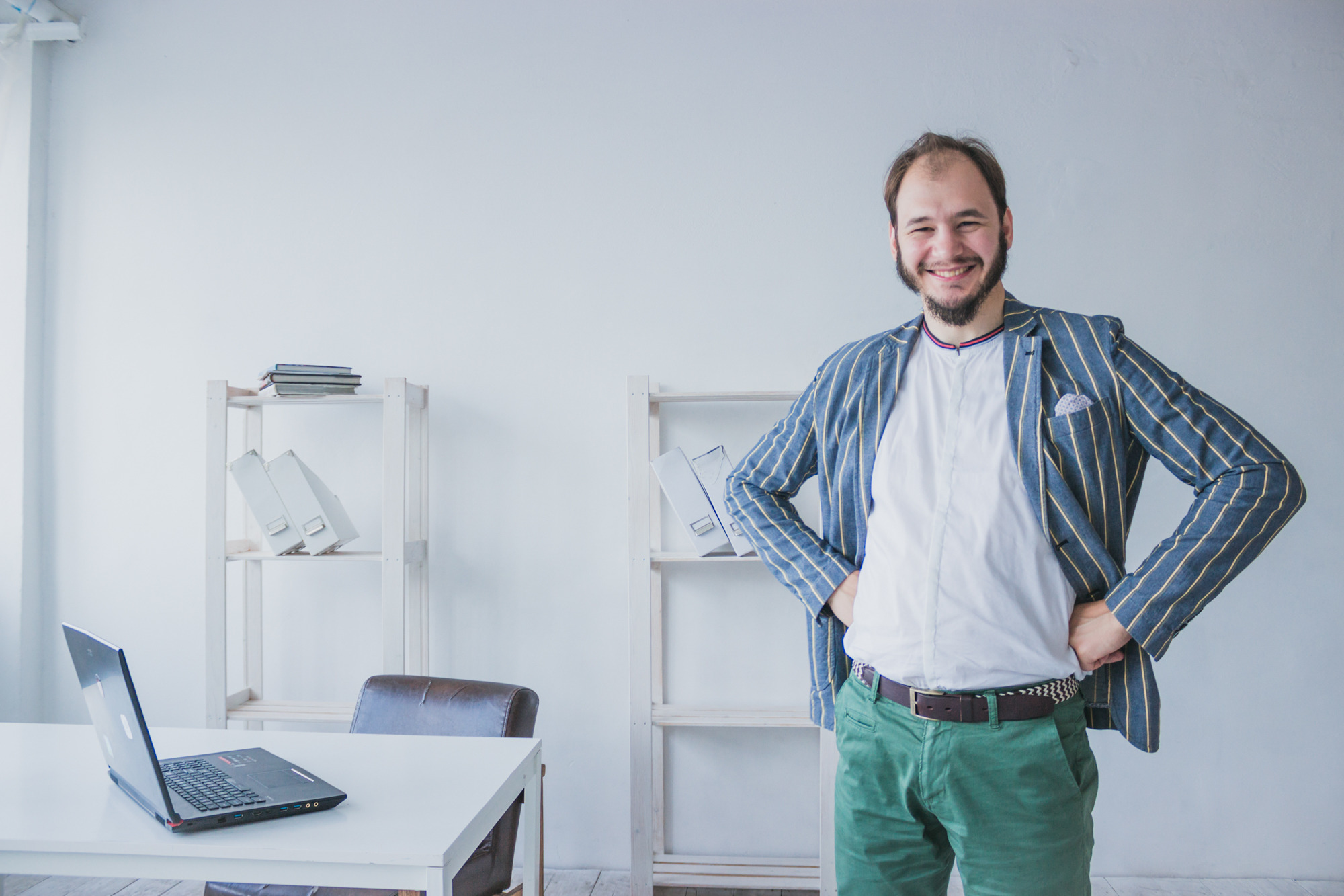 Павел Вейник, фото: Михаил Бабурчик