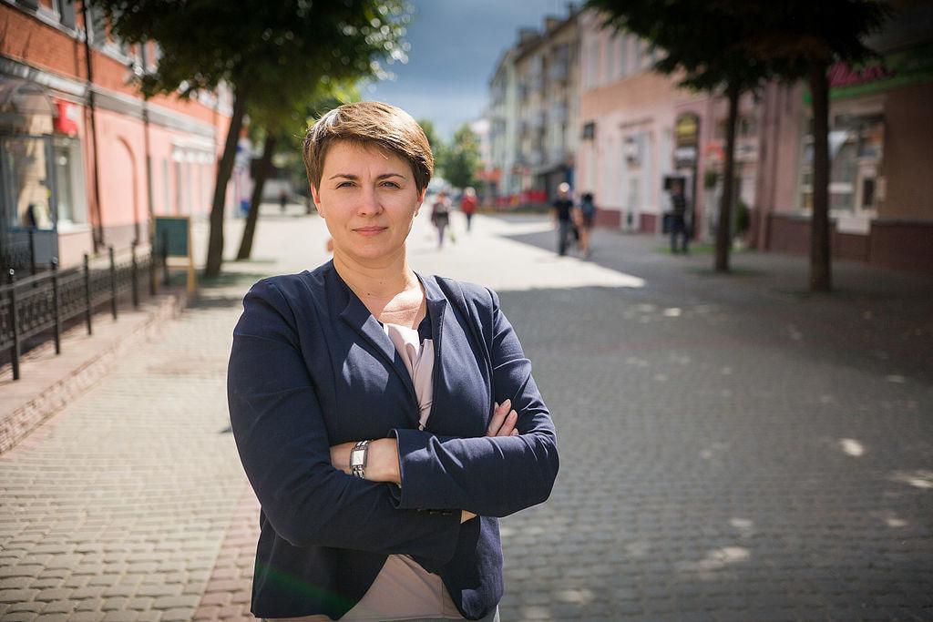 Татьяна Короткевич, фото: Антон Мотолько
