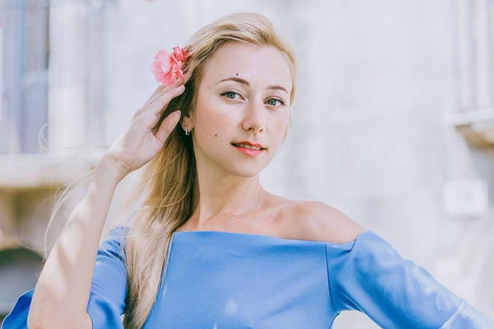 Марина Кондратьева, фото: FB