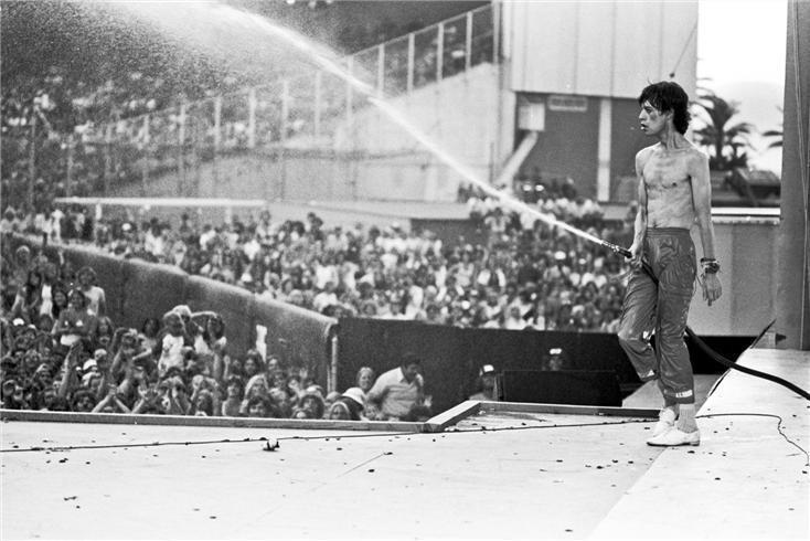 Мик Джаггер, 1978