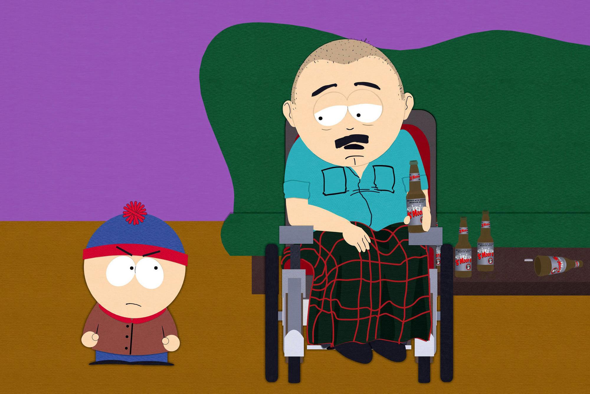 Кадр из серии «Кровавая Мэри» сериала South Park