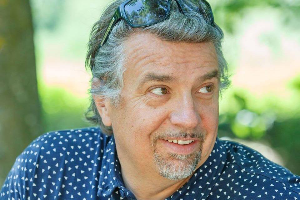 Андрей Эзерин, фото: Юлия Мацкевич
