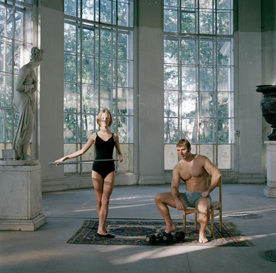 Фото Валерия Кацубы из серии «Физкультура»