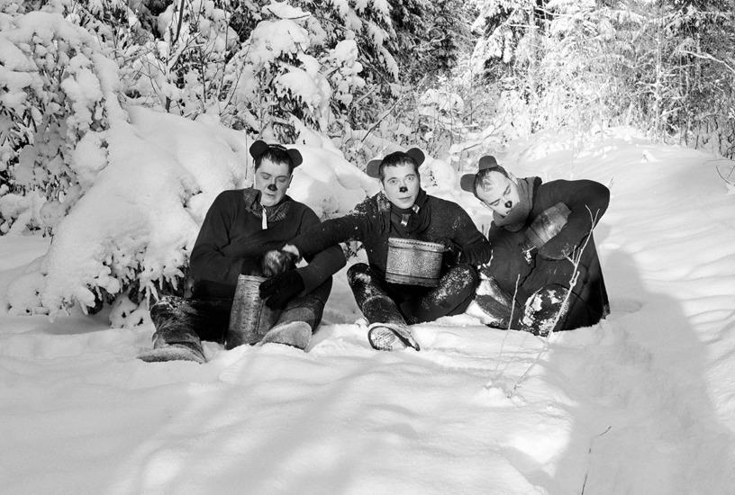Фото Валерия Кацубы из серии «Зимние сказки»